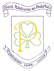 Parteen National School Logo